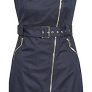 Krátké šaty RPERFA Modrá