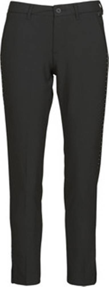 FREEMAN T. PORTER Freeman T.Porter Kapsáčové kalhoty ADELIE POLYNEP Černá