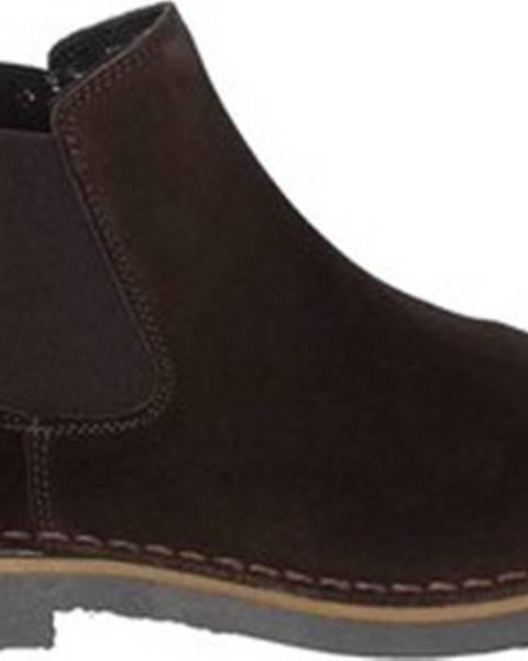 Hnědé boty Rogers
