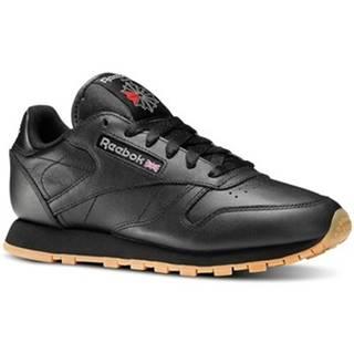 Tenisky Classic Leather Černá