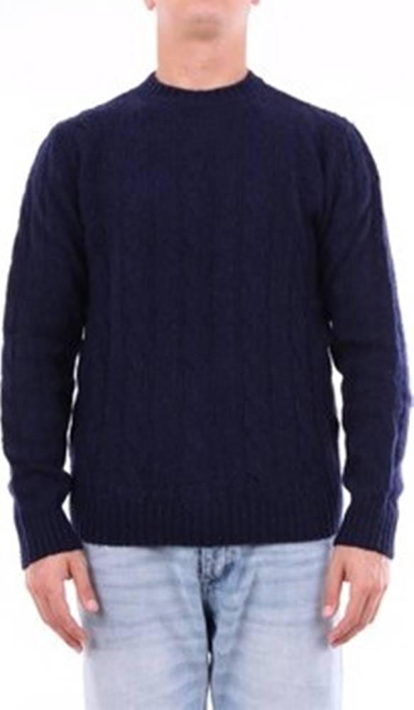 HERITAGE Heritage Trička s krátkým rukávem 0153G48 Modrá