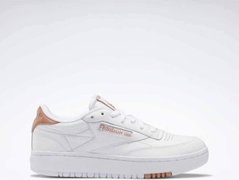 reebok classic Tenisky Club C Double Shoes Bílá