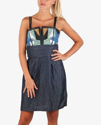 Modrá sukně Diesel