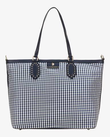 Modrá kabelka U.S. Polo Assn
