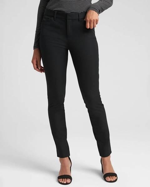 Černé kalhoty GAP