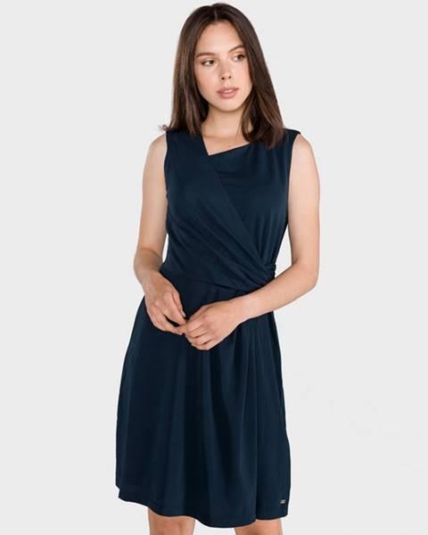 Modrá sukně tommy hilfiger