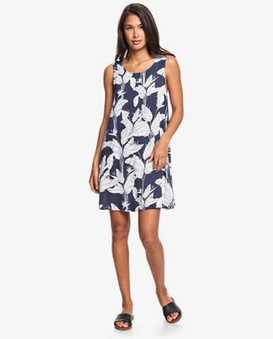 Modrá sukně roxy