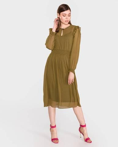 Zelená sukně scotch & soda