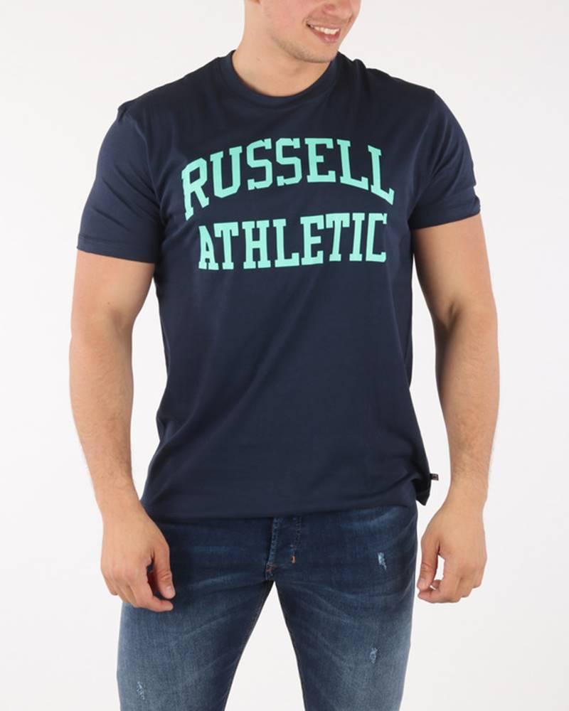 Russell Athletic Triko Modrá