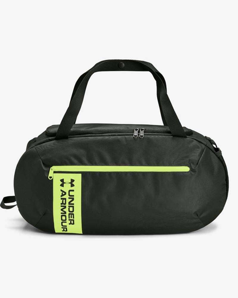 under armour Roland Medium Sportovní taška Zelená
