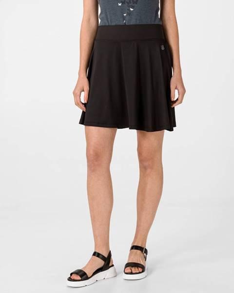 Černá sukně loap