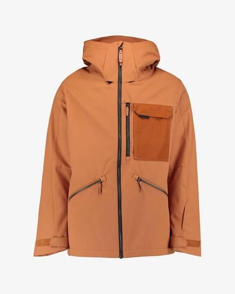 Oranžová bunda o'neill