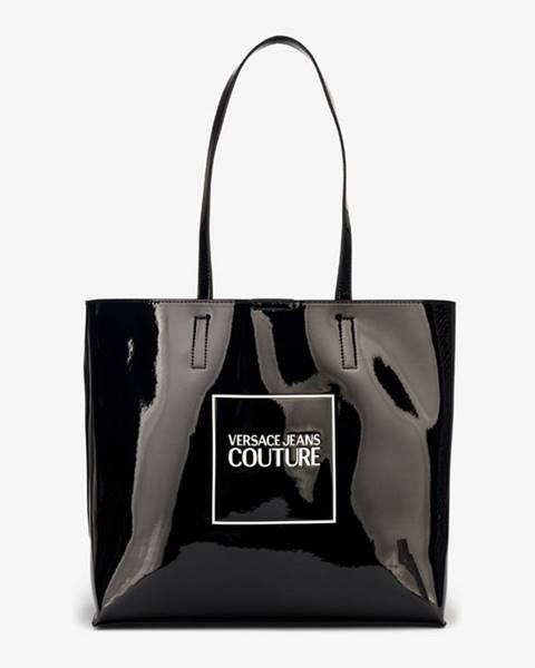 Černá kabelka Versace Jeans Couture