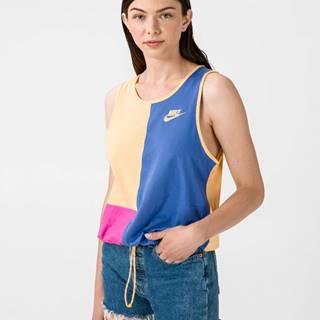 Sportswear Icon Clash Tílko Vícebarevná