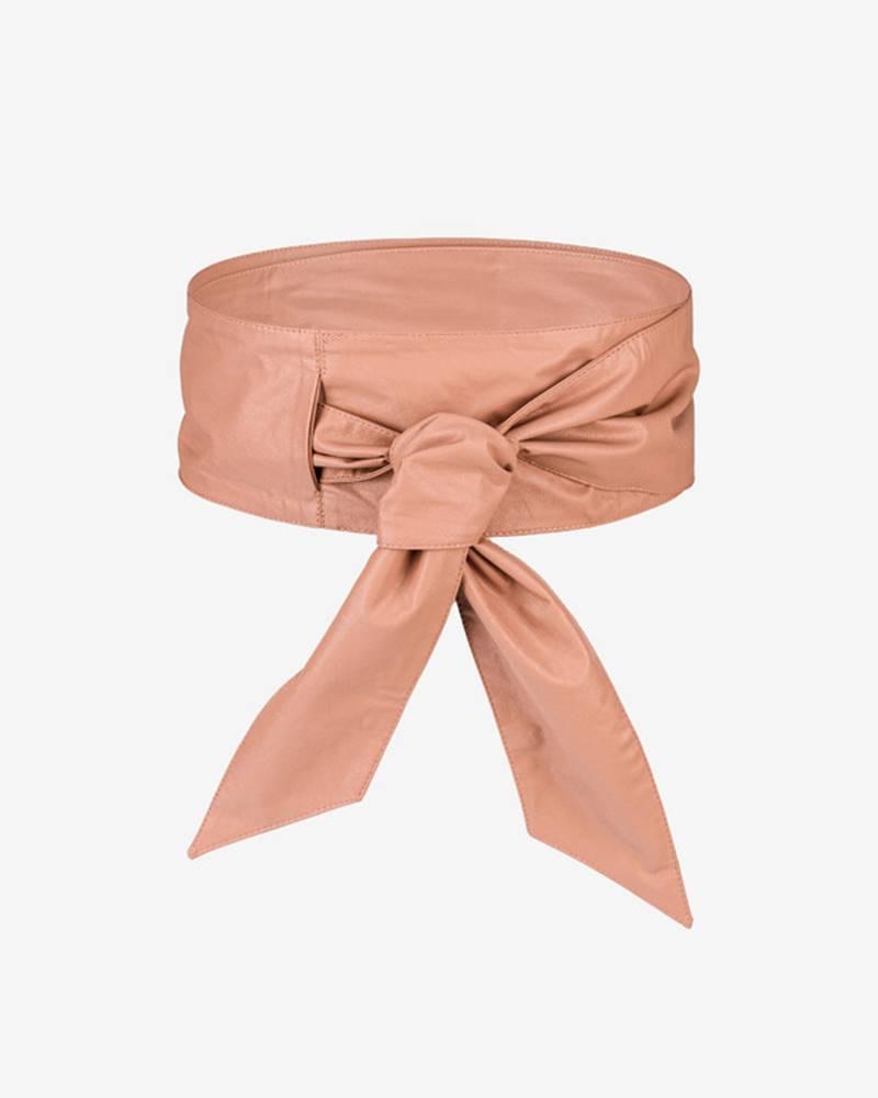 TWINSET Fusciacca Pásek Růžová