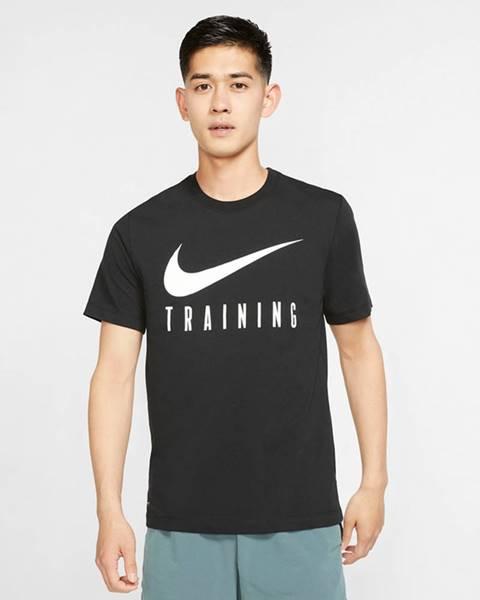 Černé tričko nike