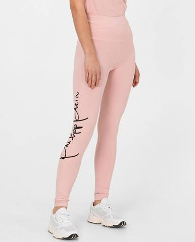 Růžové kalhoty Philipp Plein