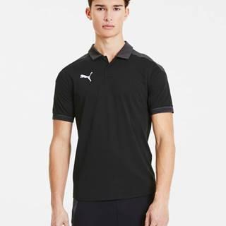 teamFinal 21 Polo triko Černá