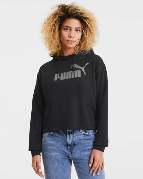 Černý svetr puma
