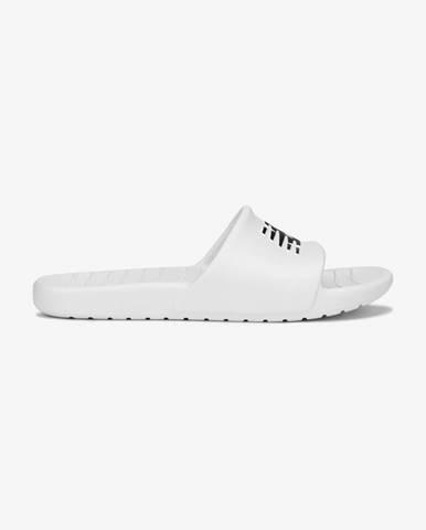 Bílé pantofle new balance