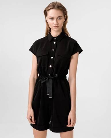 Černý overal vero moda