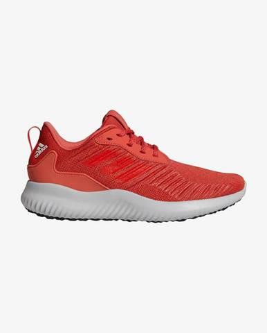 Červené tenisky adidas performance