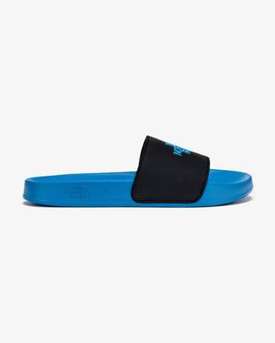 Modré pantofle The North Face