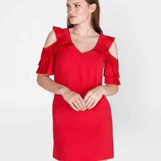 Calista Šaty Červená
