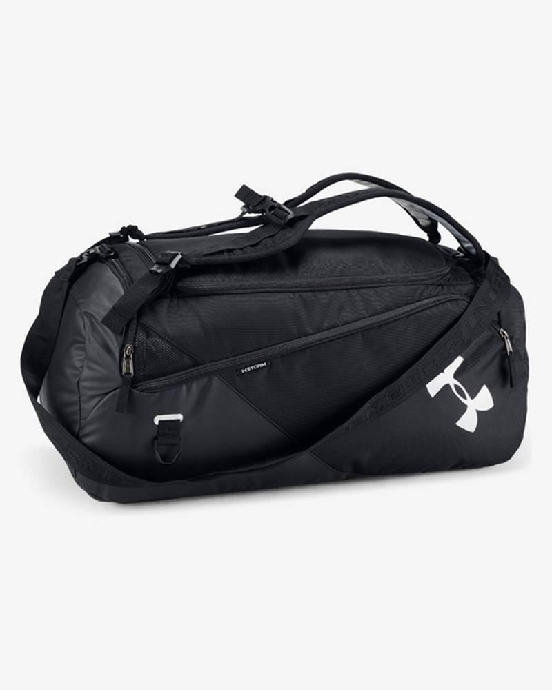 under armour Contain 4.0 Duffle Sportovní taška Černá