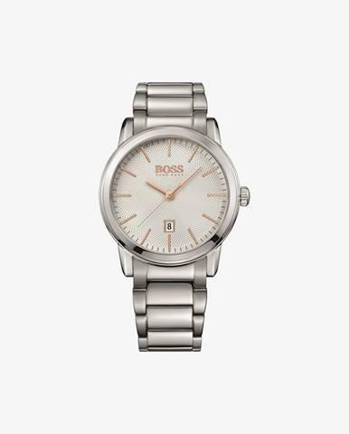 Stříbrné hodinky BOSS