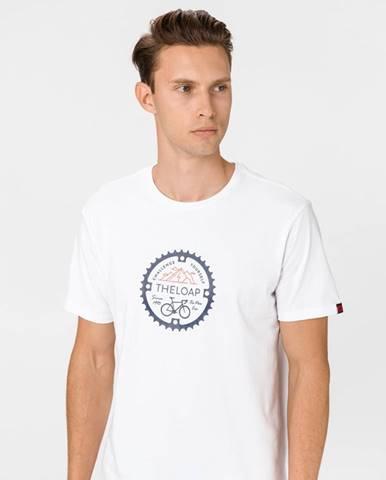 Bílé tričko loap