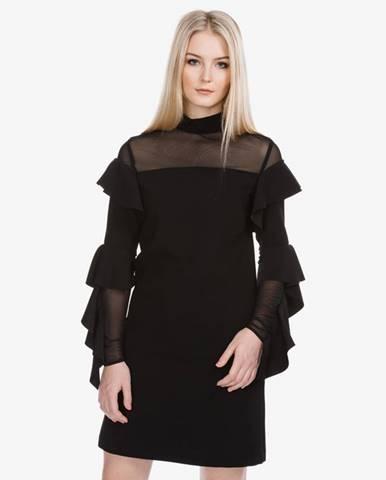 Černá sukně Pinko