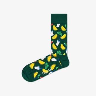 Taco Ponožky Zelená