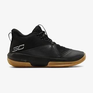 SC 3ZERO IV Basketball Tenisky Černá