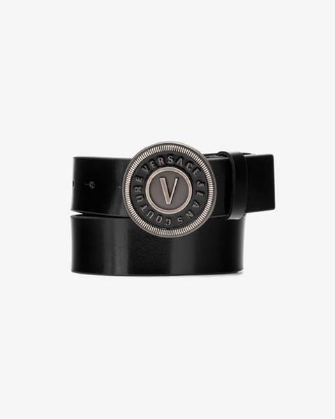 Černý pásek Versace Jeans Couture