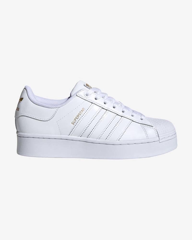 adidas originals Superstar Bold Tenisky Bílá