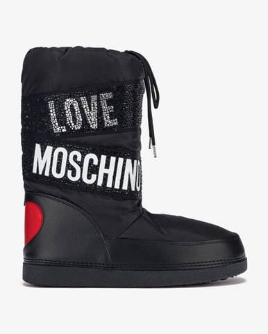 Sněhule Love Moschino