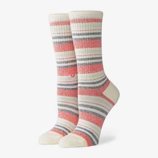 Crossroad Crew Ponožky Růžová Béžová