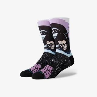 Darth Vader Ponožky Černá Fialová