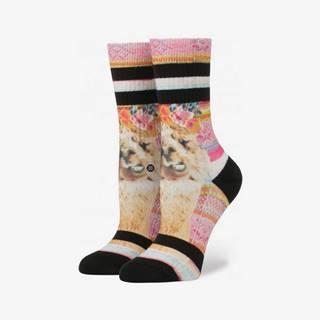 Tina Ponožky Růžová Béžová