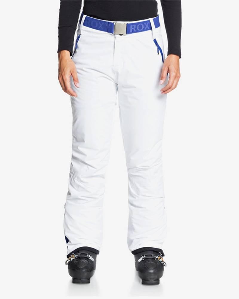 roxy Premiere Kalhoty Bílá