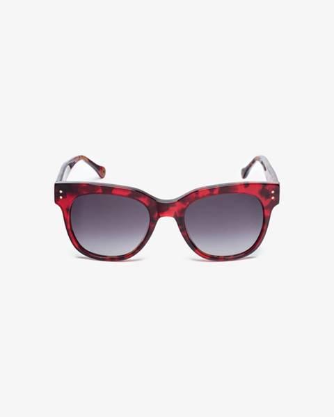 Červené brýle pepe jeans