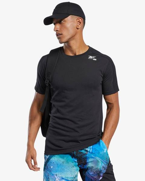 Černé tričko reebok