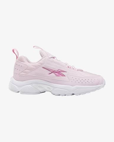 Růžové tenisky reebok classic