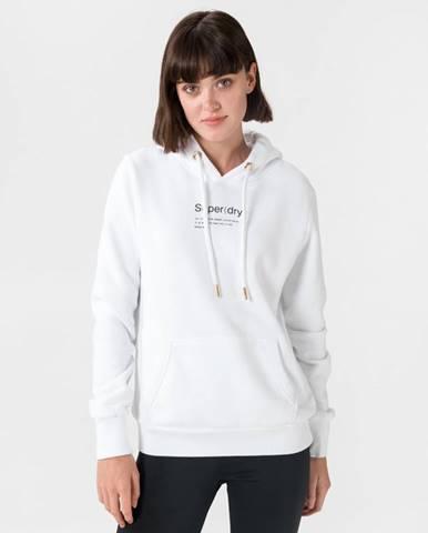 Bílý svetr superdry