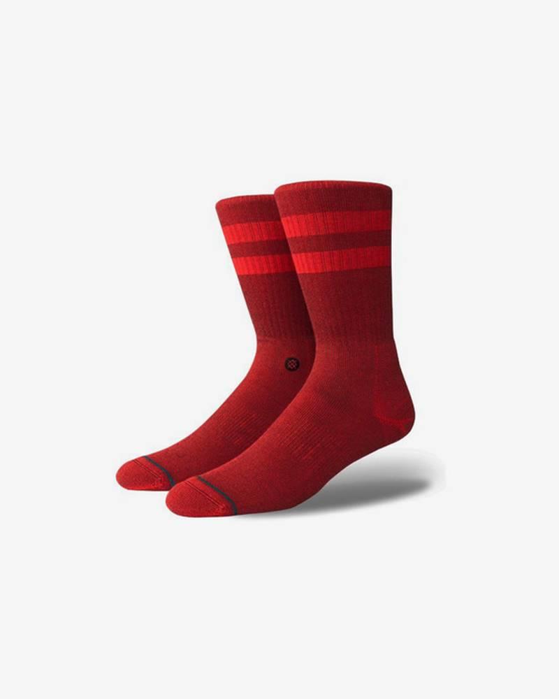 Stance Joven Ponožky Červená