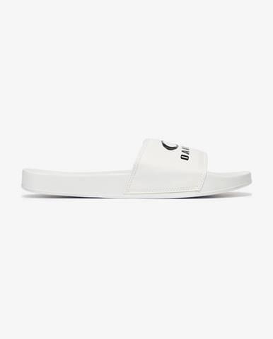 Bílé pantofle Oakley