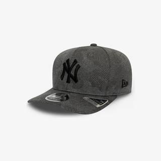 New York Yankees Engineered Plus Kšiltovka Šedá
