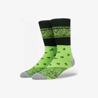 Represent Neon Ponožky Zelená