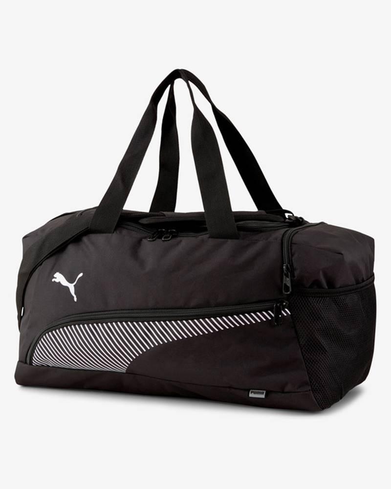 puma Fundamentals Sports Small Taška Černá